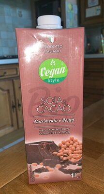 Soja et cacao