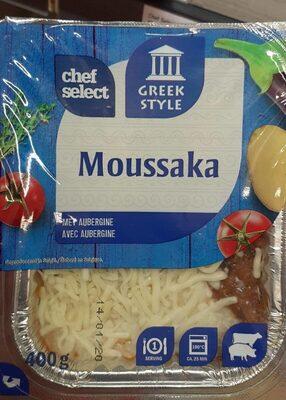 Moussaka greek style