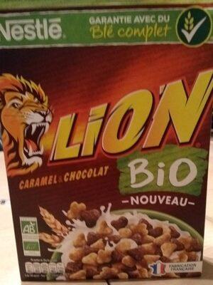 Céréales lion bio