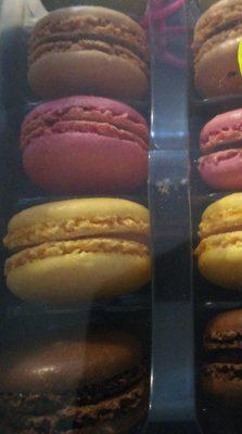 Macarons x36
