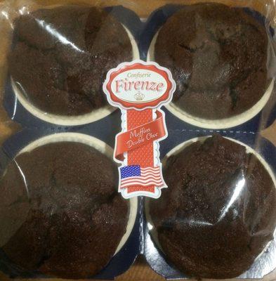 Muffins Double Choc