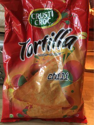 Tortilla chili