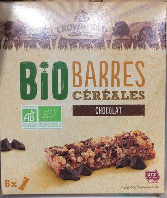 Barres de cereales bio