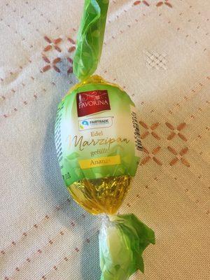 Edel Marzipan Ananas