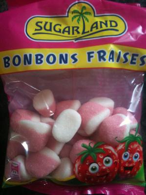 SugarLand - Bonbons Fraises