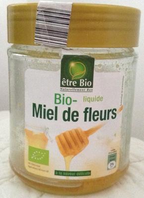 Miel de Fleurs Liquide