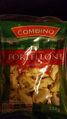 Tortelloni proscuitto