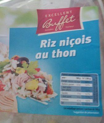 Riz nicois au thon