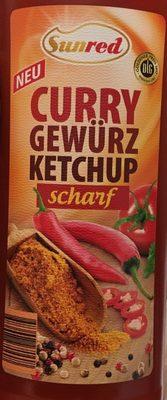Curry gewürz ketchup scharf
