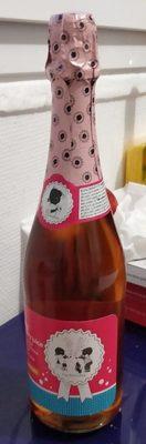 Sparkling Strawberry Juice