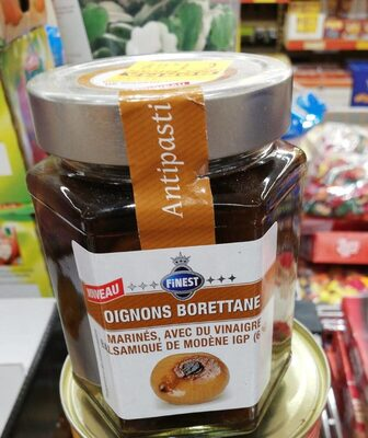 Oignons Borettane