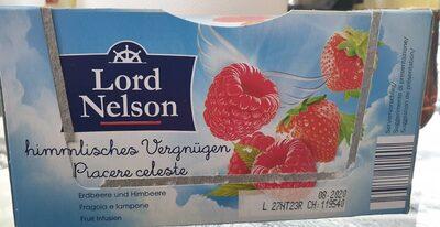 Lord Nelson, Erdbeere Himbeere