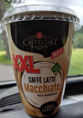 Caffeciao  Café latte Macchiato