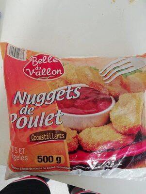 Nuggets de poulet croustillants