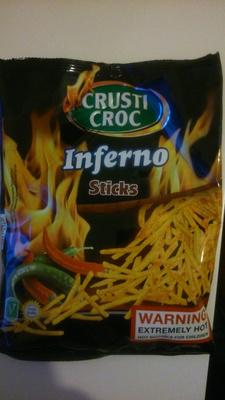 Inferno sticks