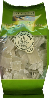 Aloe vera deshidratado en trozos Alesto