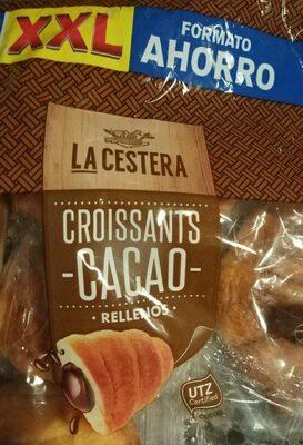 Croissants Cacao XXL