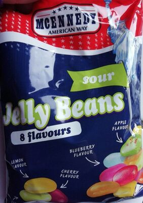 Jelly beans sour