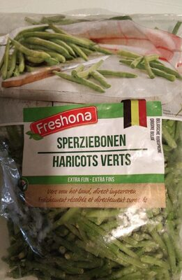 Haricots verts extra fin