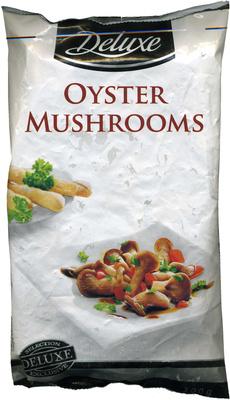 Oyster mushrooms (setas ostra)