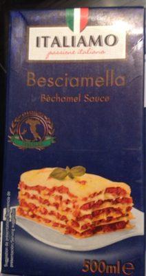 Besciamella - Béchamel Sauce - Italiamo