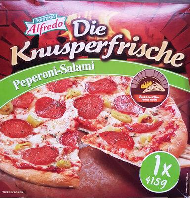 Die Knusperfrische Peperoni-Salami