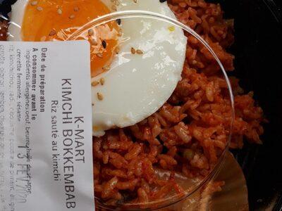 Kimchi Bokkembab