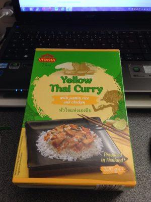 Yellow Thai Curry Vitasia