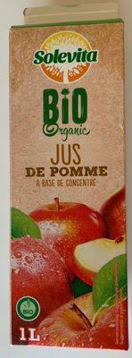 Bio organic Apfel Saft