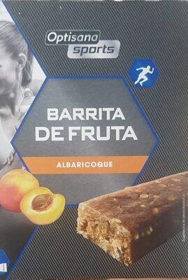 Barrita de Fruta (albaricoque)