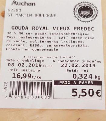 Gouda Royal Vieux Predec