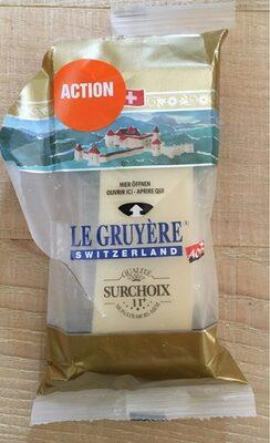 Le Gruyère AOP SURCHOIX