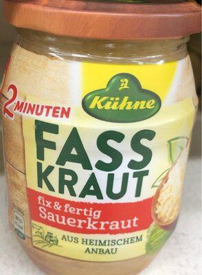 Fass kraut
