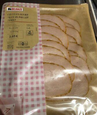 Filet de poulet curry