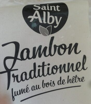 Jambon traditionnel