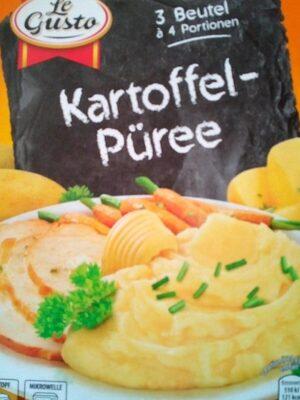 Kartoffel-Püree