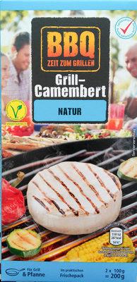 Grill-Camembert natur