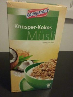Knusper Schoko Keks
