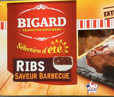 Ribs saveur barbecue