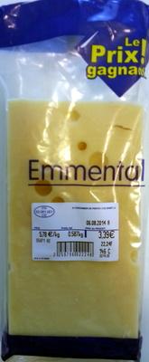 Emmental (26 % MG)