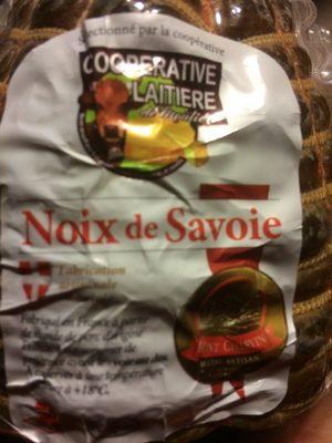 Noix de savoie sechee