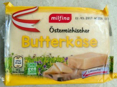 milfina österreichischer Butterkäse