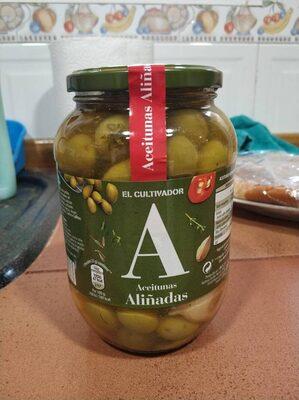 Olives adobades - Aceitunas aliñadas