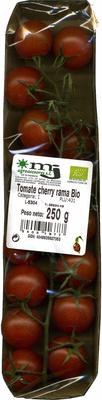Tomate Cherry Rama Ecológico