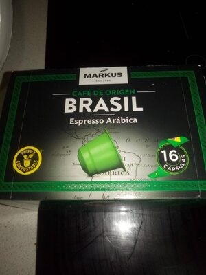 Cafe expresso Brazil