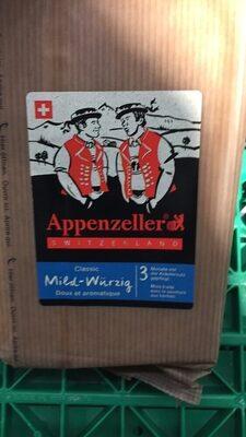 Appenzeller Switzerland Classic Doux et aromatique