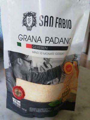 Grana Padano Gerieben (penny)