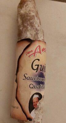 Saucisson Guignolo