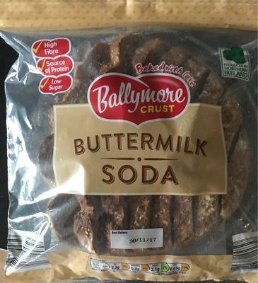 Buttermilk soda