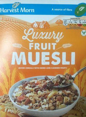 Luxury Fruit Muesli